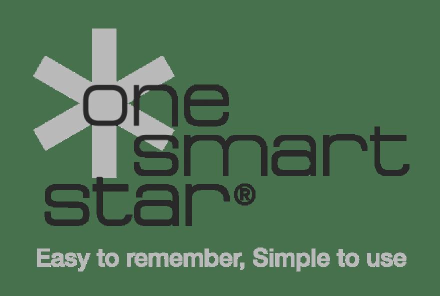 One Smart Star Logo