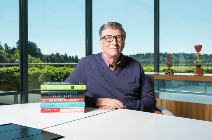 """Bill Gates"""