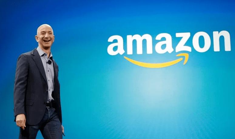 """Jeff Bezos"""