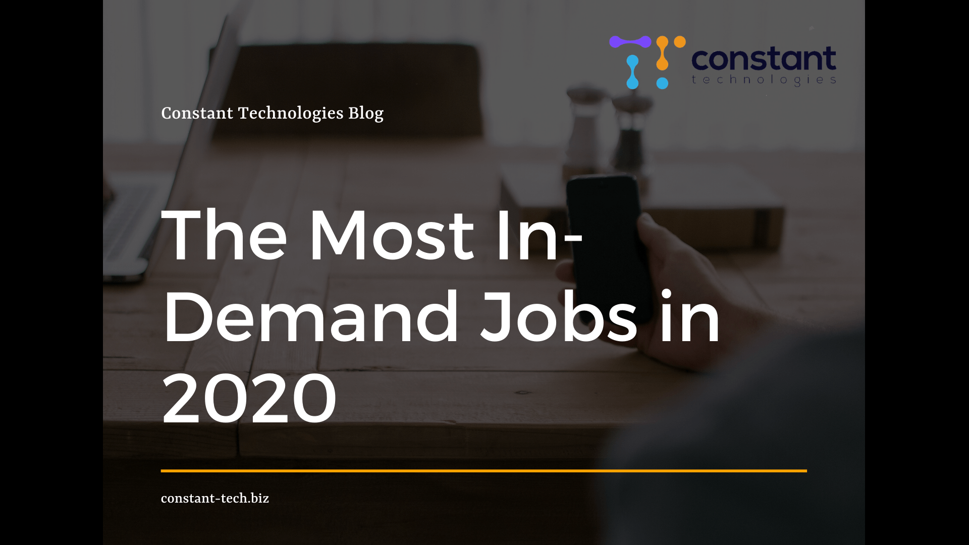 Jobs in demand 2020 - Constant Blog