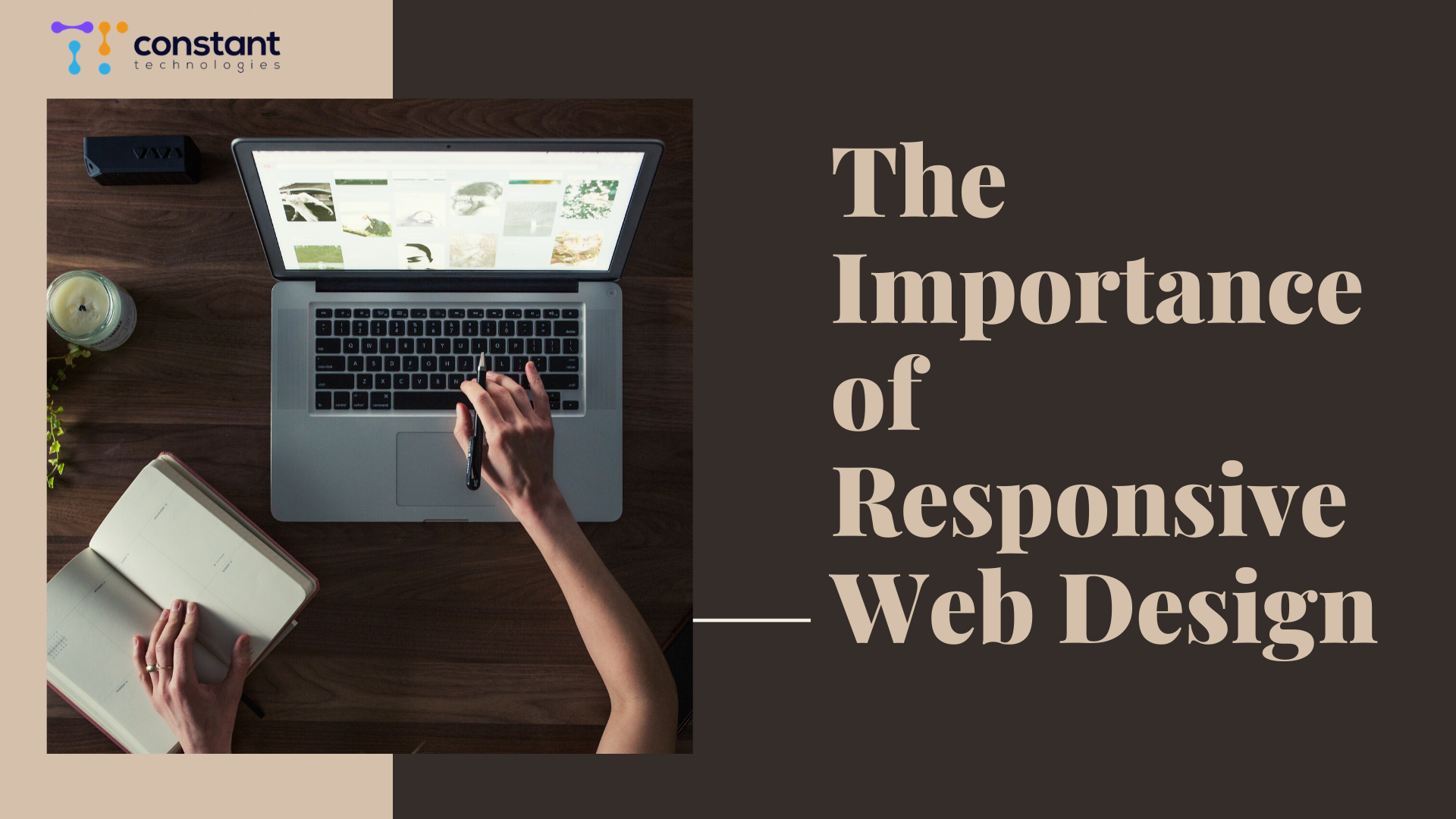 """The importance of responsive web design"""